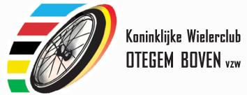 Cyclocross Otegem | Koninklijke wielerclub Otegem boven VZW logo
