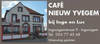 cafe nieuw yvegem
